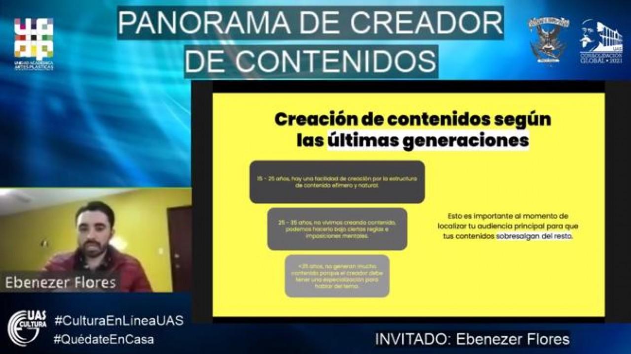 First slide